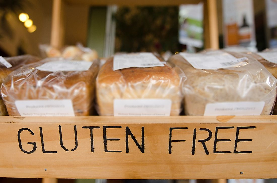 In recent years, gluten free products have become increasingly more common.