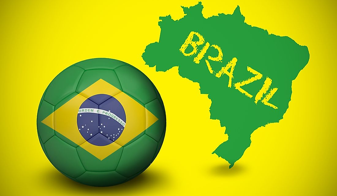 Brazil is known around the world for soccer fever.