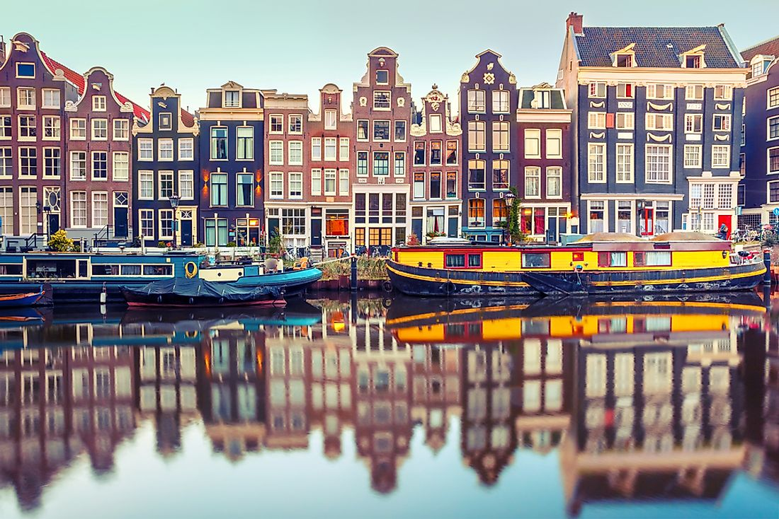 Amsterdam is the largest city in the Kingdom of the Netherlands.