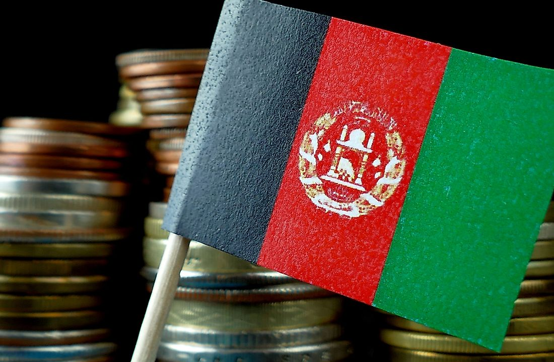 Afghanistan imported US $3.77B worth of goods in 2016.