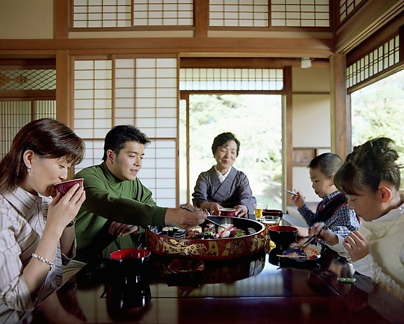 Among countries with globally leading economies, the Japanese populace is the most culturally homogeneous in the world.