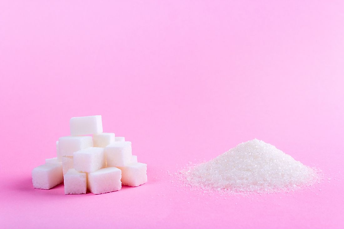 Pure sugar is an example of a pure substance.