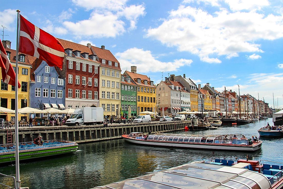 With millions of visitors each year, tourism is one of Denmark's largest industries.