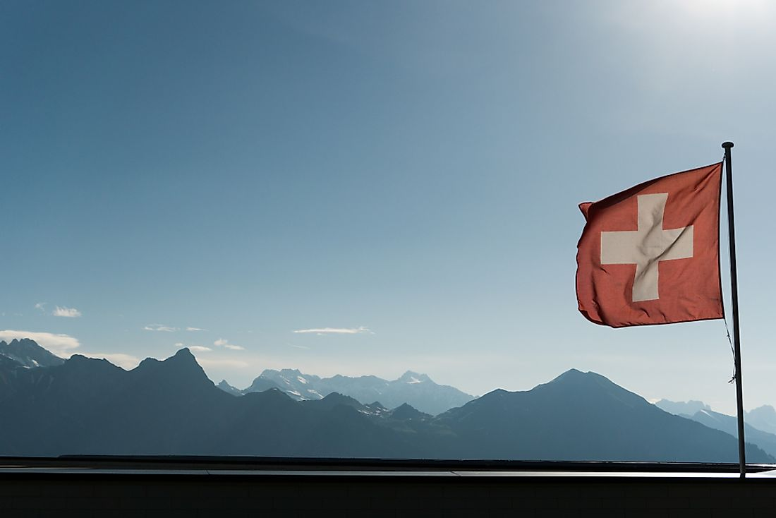 Was Switzerland really neutral in World War II?