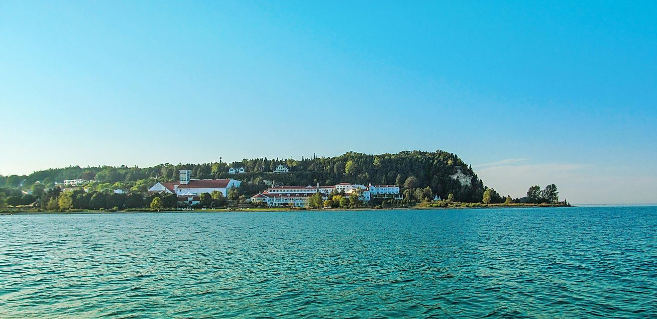 Mackinac Island, Michigan, US.