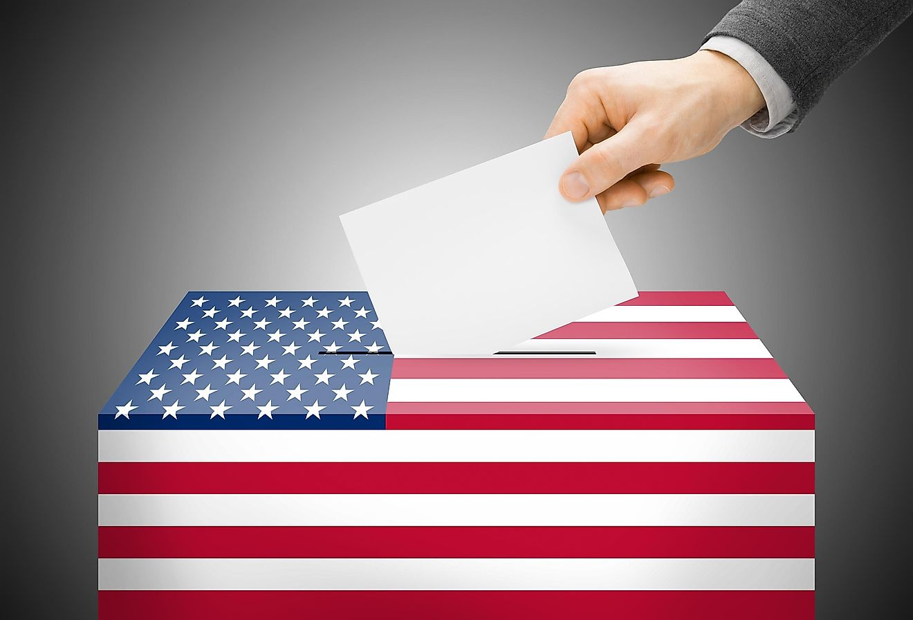 The US political system is a democracy, but it differs from other democracies in many ways.