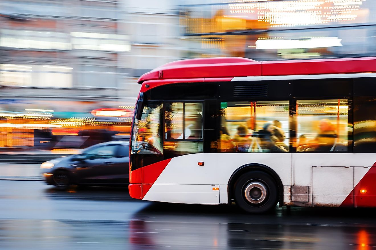 Public transportation is one of the easiest alternatives that still help with pollution.