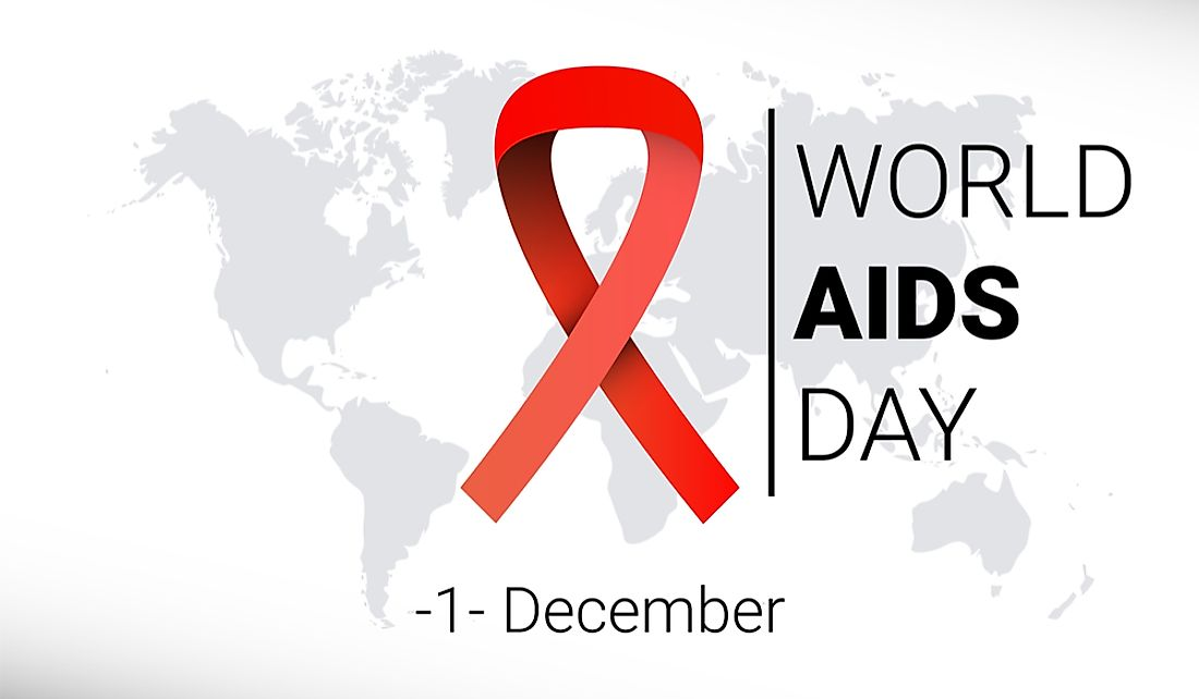 World AIDS Day is celebrated annually.