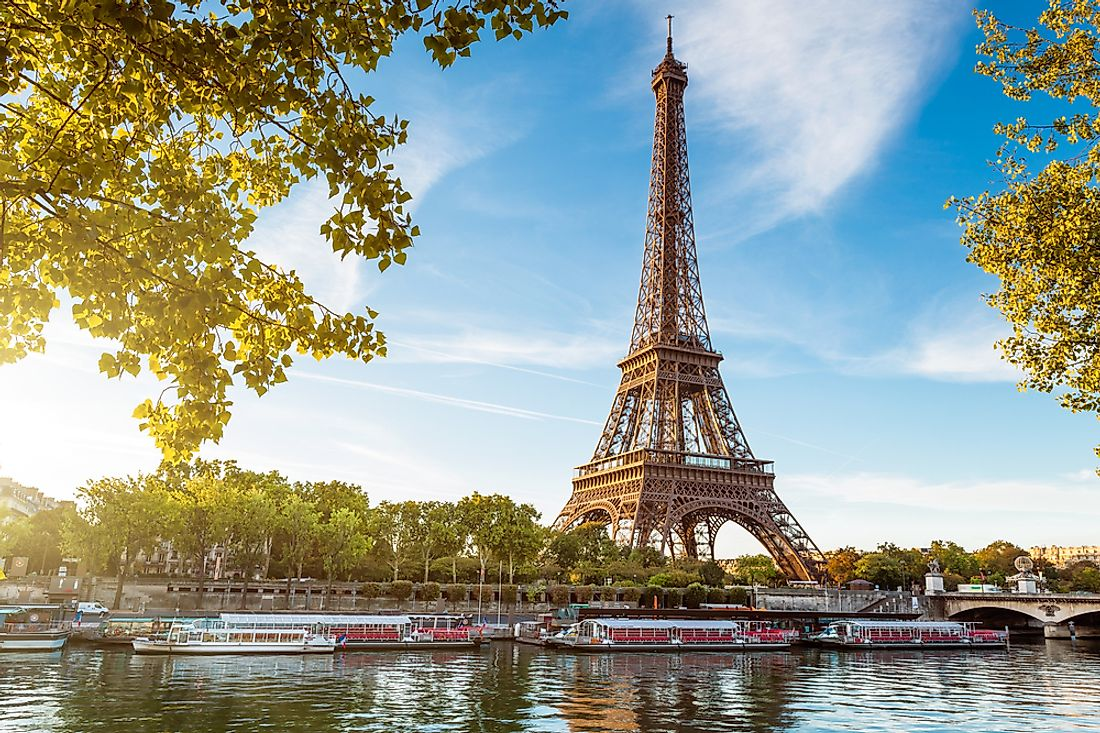 Paris is the richest city in Europe.