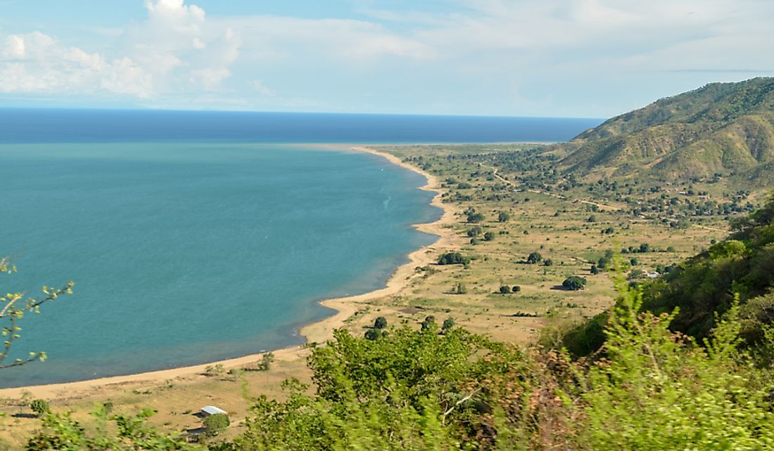 Lake Malawi is a prominent geographic feature of Malawi.