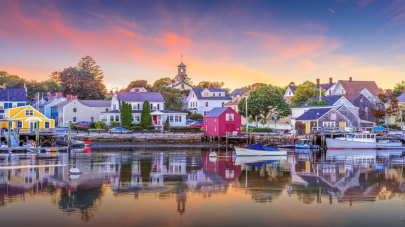 Portsmouth, New Hampshire.