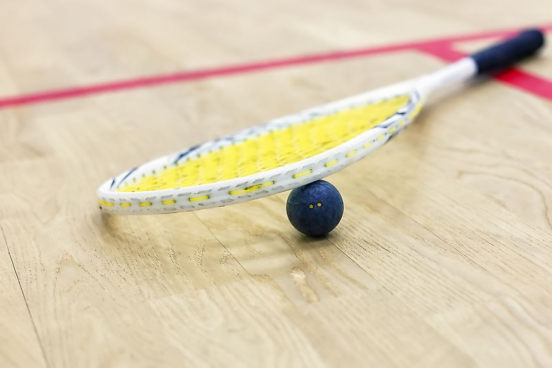 The World Squash Federation has held the WSF World Team Squash Championships since 1967.