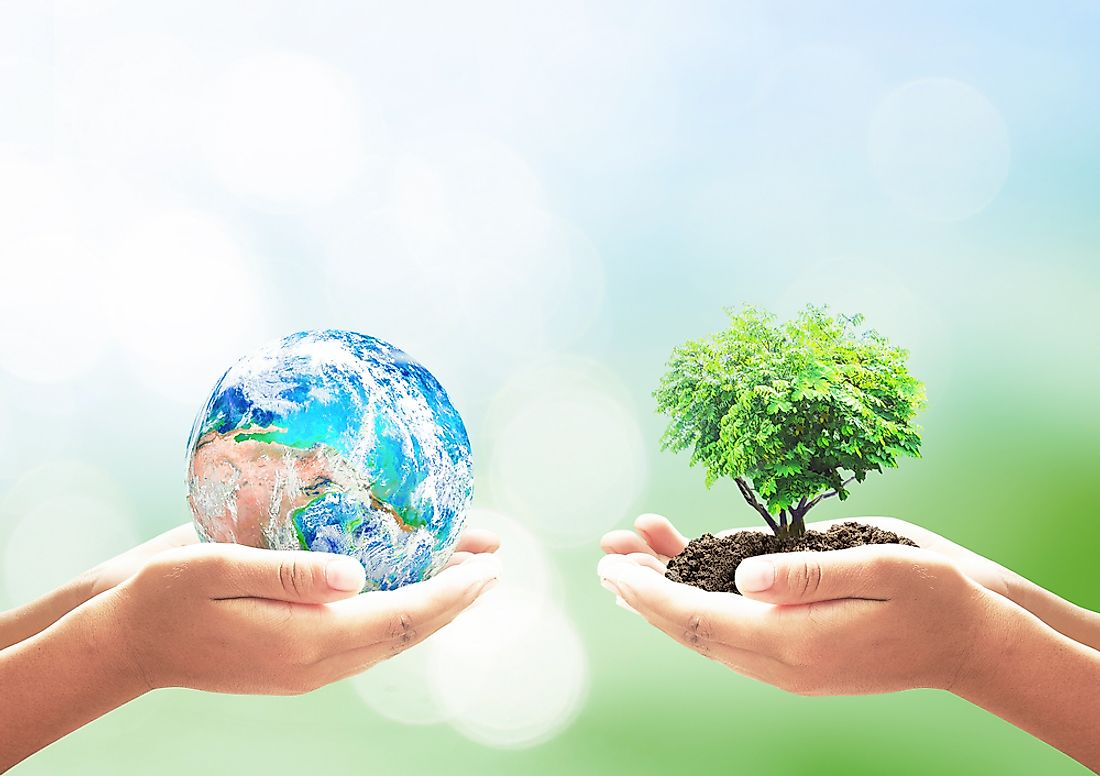 Earth Day is intended to promote environmentalism.