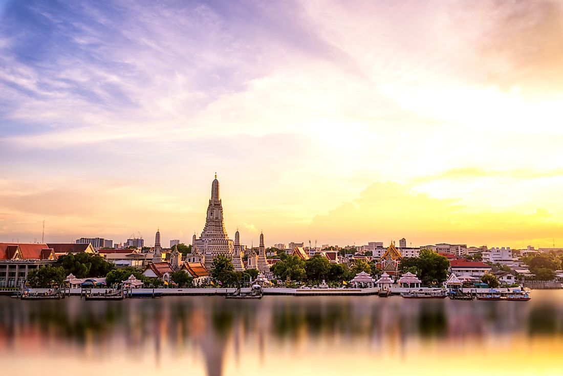 The country of Thailand was previously known as the Kingdom of Siam.