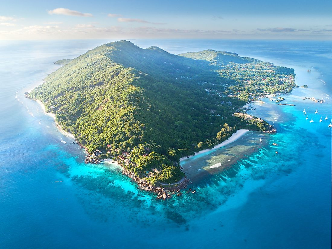 Seychelles is the smallest country in Africa.