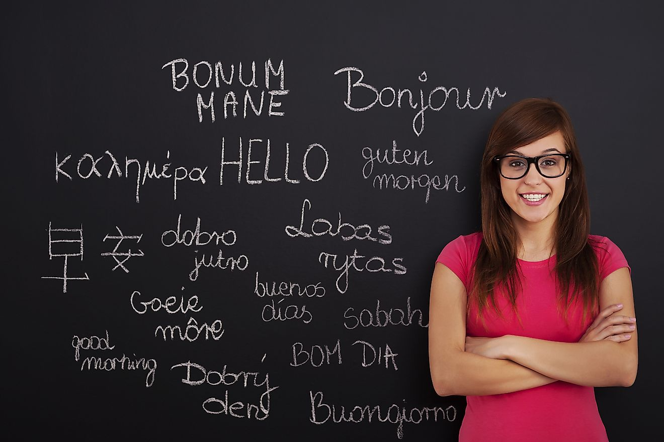The more languages you know, the better are your chances of finding a job in different countries.