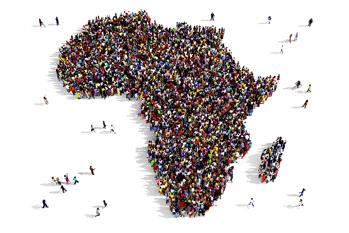 Africa's population is expected to double by the end of the century.