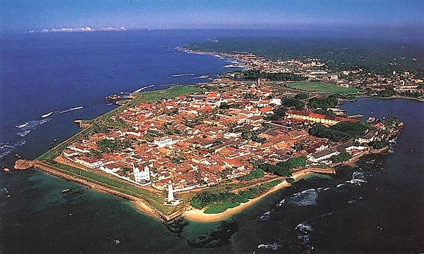 The Old Town Of Galle And Its Fortifications