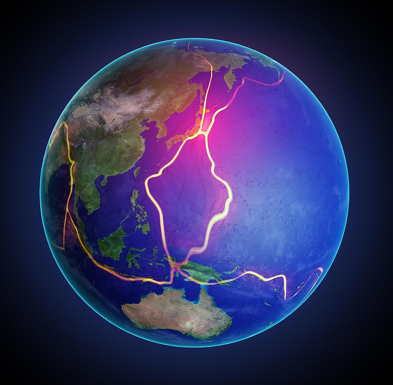 In 1915, Alfred Wegener presented the theory of continental drift but it was not until the 1960s that it was accepted as scientifically true.
