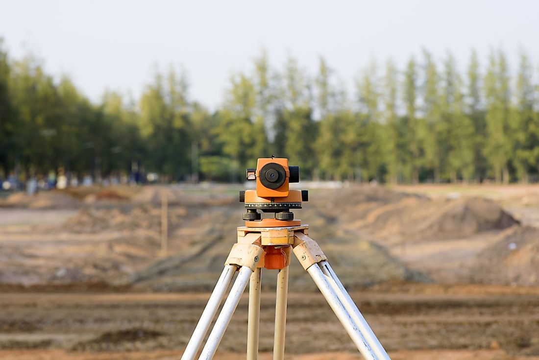 Geomatics is also referred to as geospatial science and survey engineering.