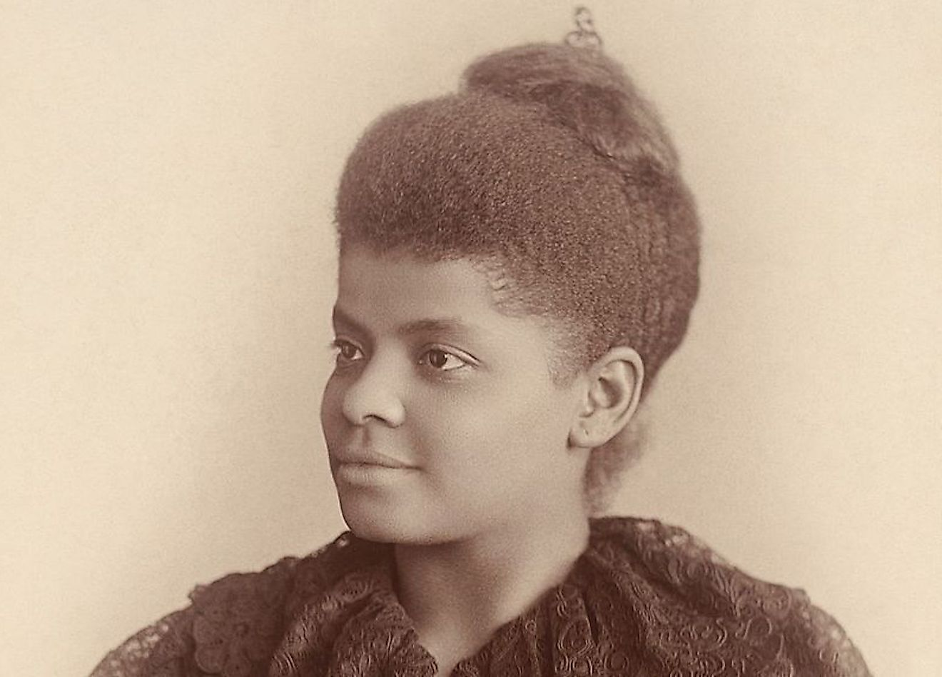 Ida B. Wells was a famous suffragette from Chicago.