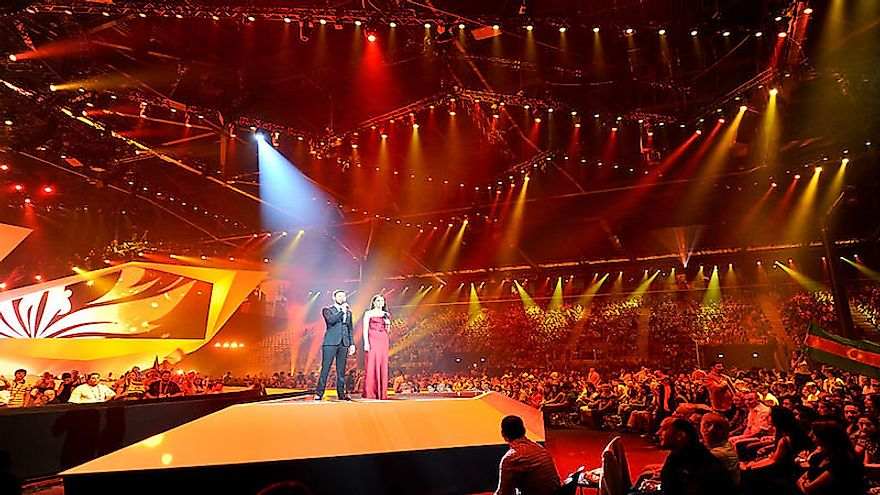 The Eurovision Song Contest is a highly popular annually held international song contest.