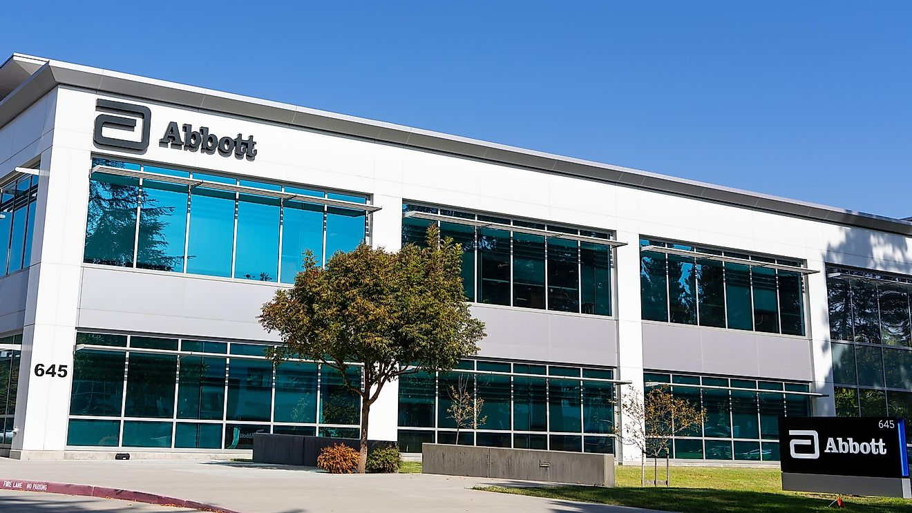Abbot Laboratories. Image credit: Sundry Photography / Shutterstock.com