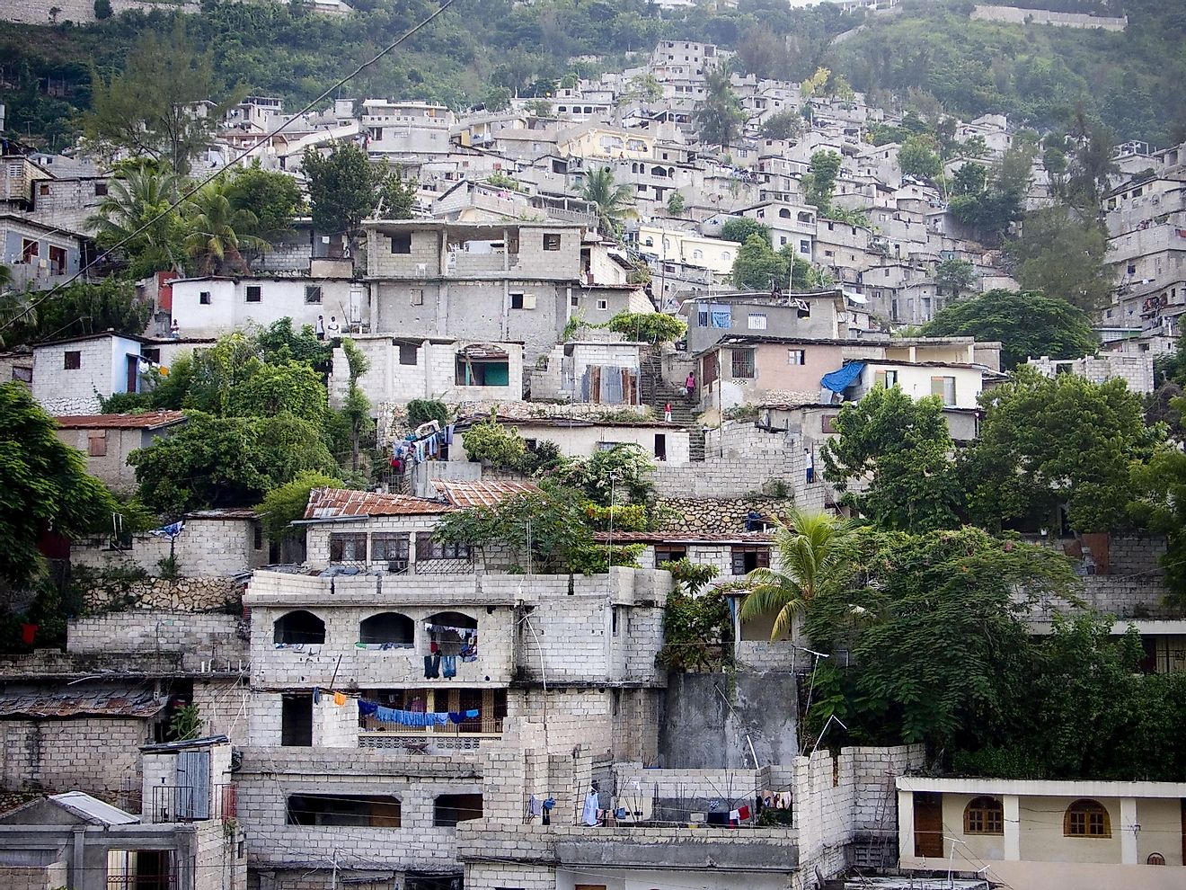 A series of anti-government demonstrations, which have regularly resulted in state violence, causes Haiti to be one of the only countries in the Americas to make the list of the worst governments worldwide.