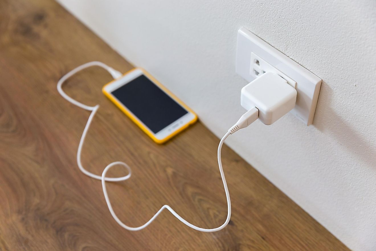 If we take the time to switch off the plugs in our home that are not in use, we can help preserve energy.