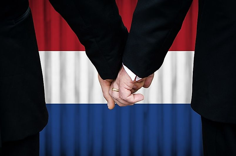 Same-sex Dutch couples were among the first to have their marriages officially recognized at the national level.