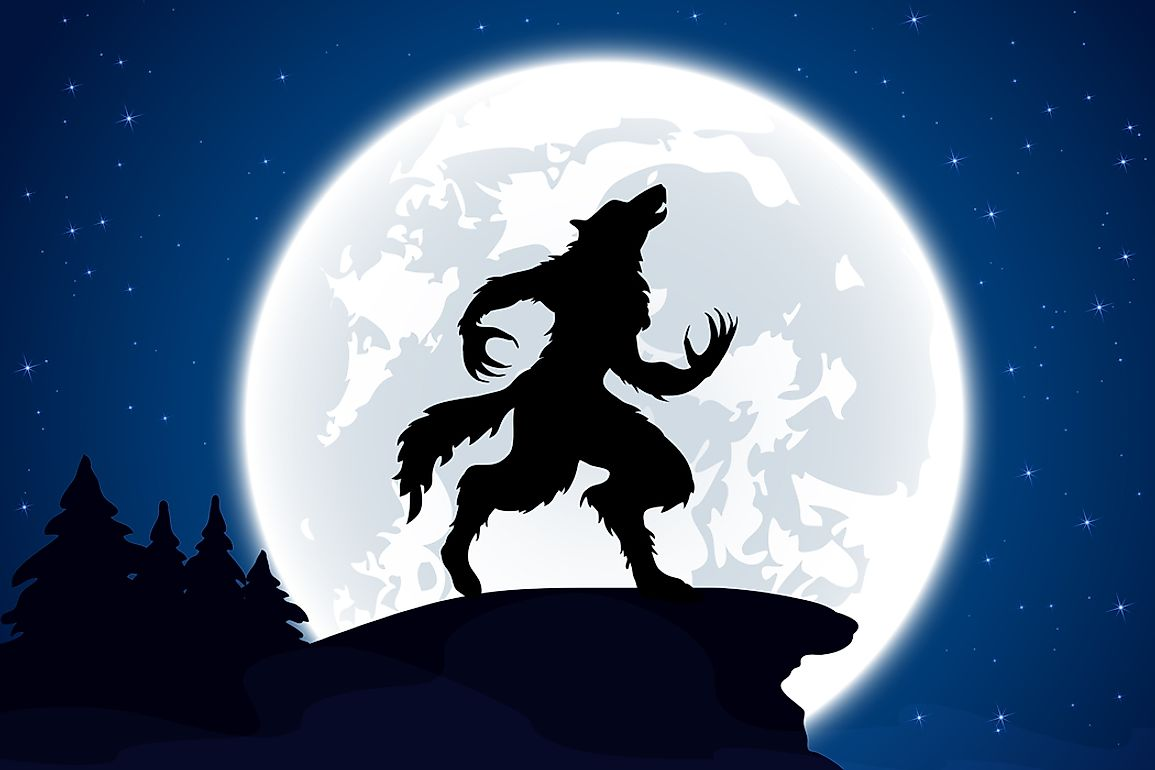 Werewolf folklore peaked in the 16th and 17th centuries in Europe.