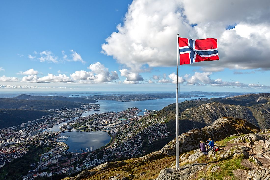 Although a European country, Norway is not part of the European Union.