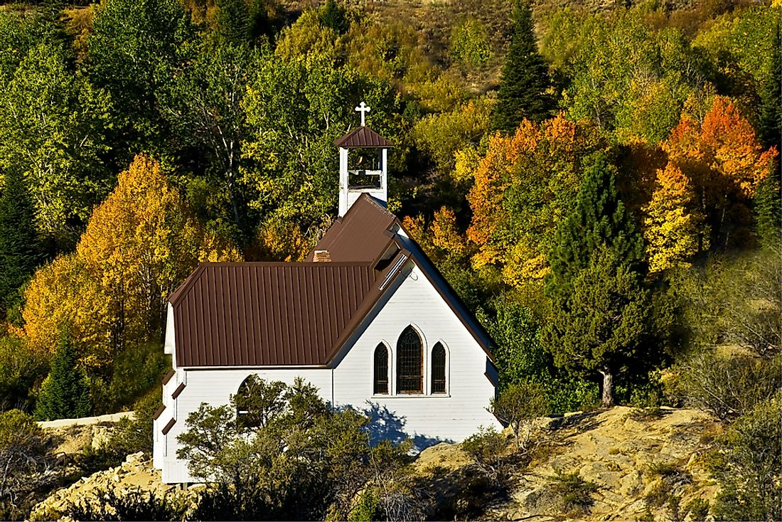 Christianity is the largest religion in Idaho.