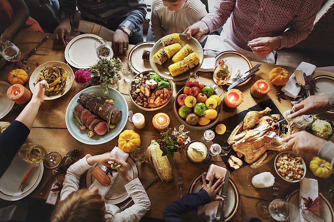 Thanksgiving is an important holiday in countries like the United States and Canada.