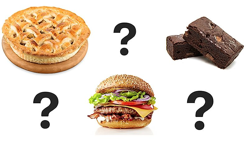 Which dish would deserve the designation of America's national dish?