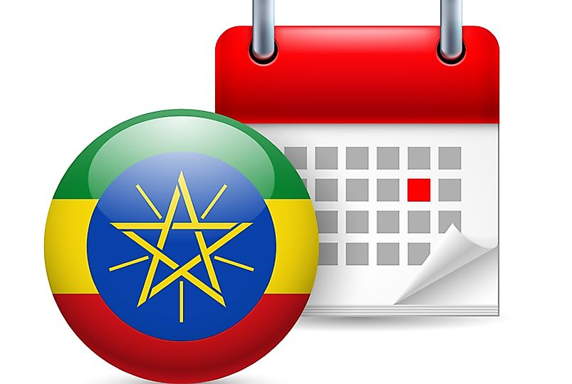 The official Ethiopian calendar is also known as the Amharic calendar.