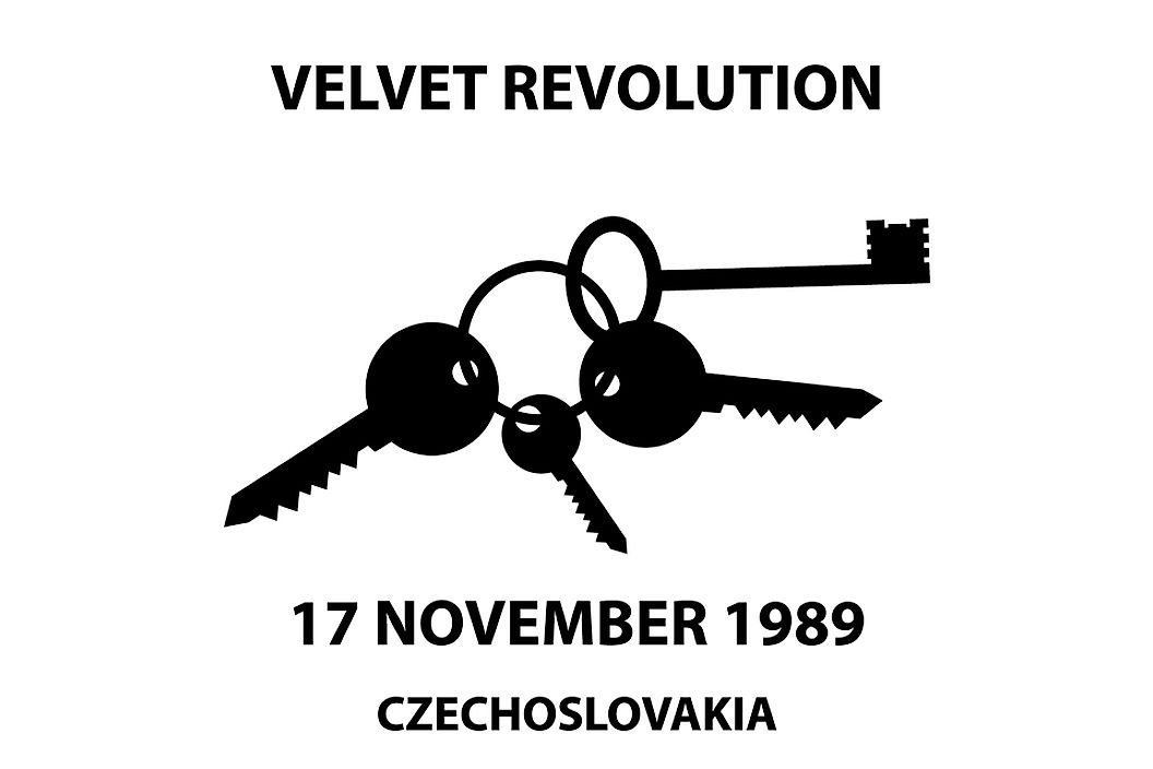 The Velvet Revolution began on November 17, 1989.