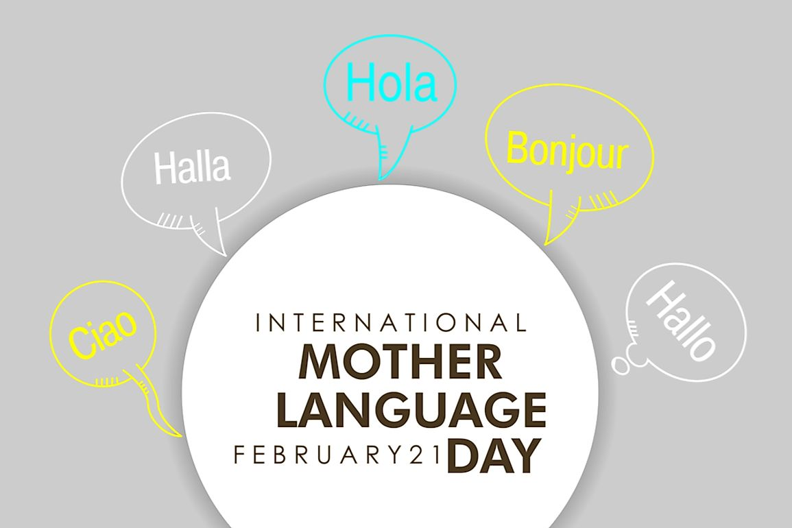 International Mother Language Day aims to promote ethnic variety.