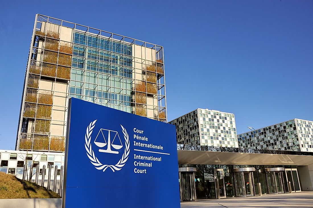 The Rome Statute governs the functions of the ICC in its 123 member states.  Editorial credit: robert paul van beets / Shutterstock.com
