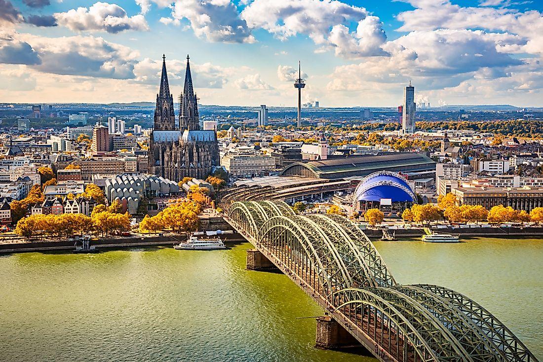 The Most Beautiful Cities in Germany   WorldAtlas