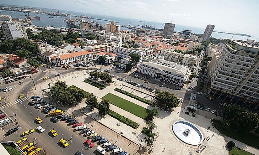 Dakar is the capital and largest city of Senegal.