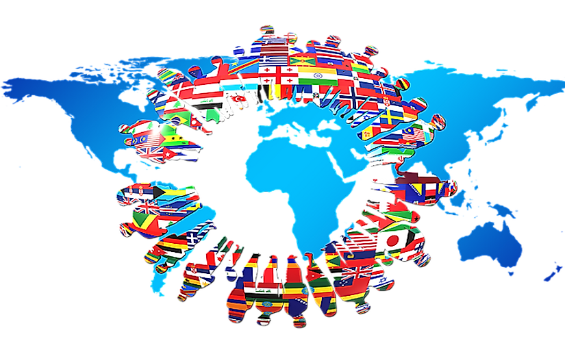 Globalization has promoted multiculturalism in many countries of the world.