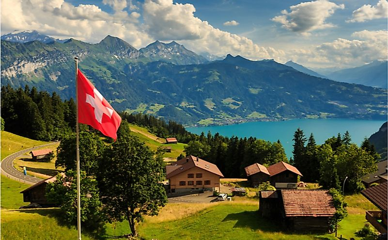 The beauty of Switzerland attracts tourists to the country from all corners of the globe.