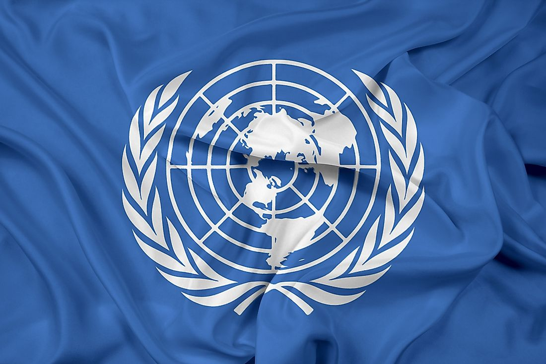 "The terms ""first world"", ""second world"" and ""third world"" countries all came from the United Nations."