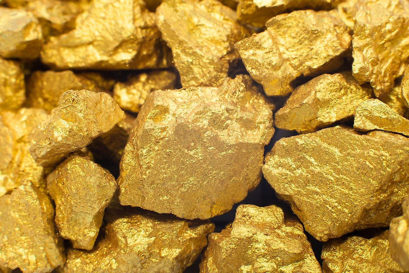 Few substances have caused humans greater joy in receiving, or strife in losing, than the element we know as Gold.