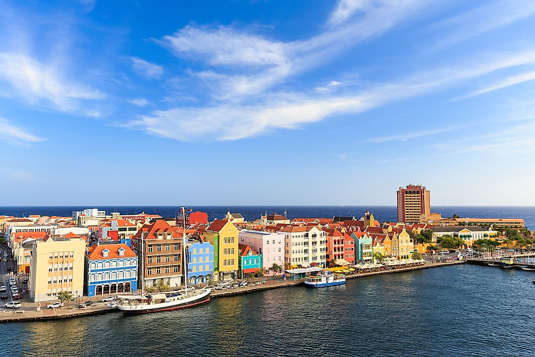 Willemstad, Curacao.