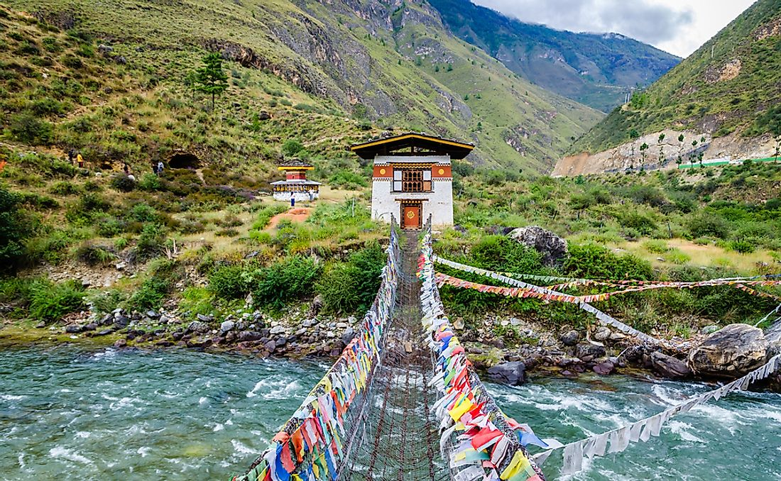Bhutan is a small nation nestled in the heart of the Eastern Himalayas with a rich collection of flora and fauna.