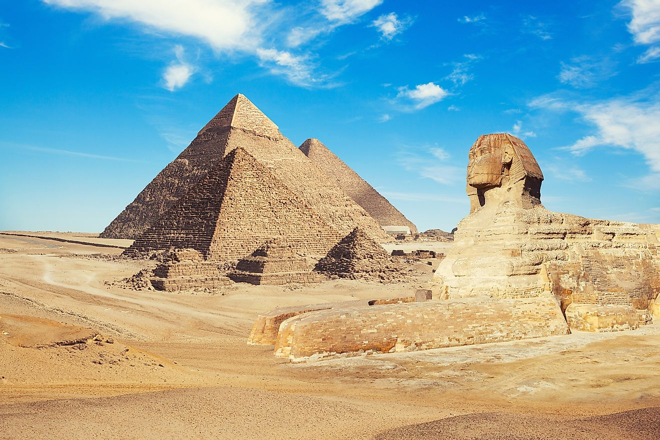 7 Wonders Of The World: A Guide To Traveling To These Amazing Places