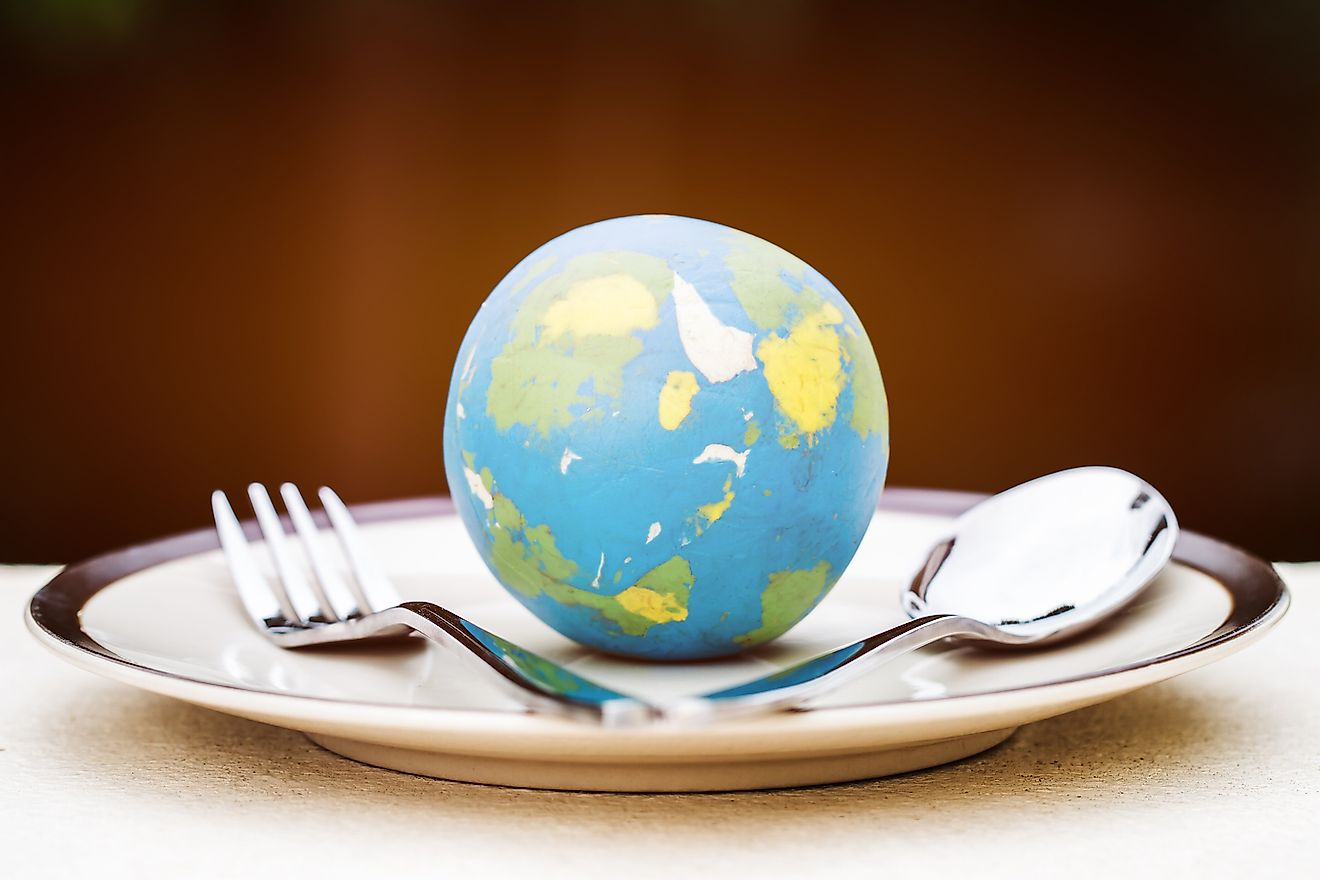 Dietary choices of people have a major environmental impact. Image credit: Smolaw/Shutterstock.com