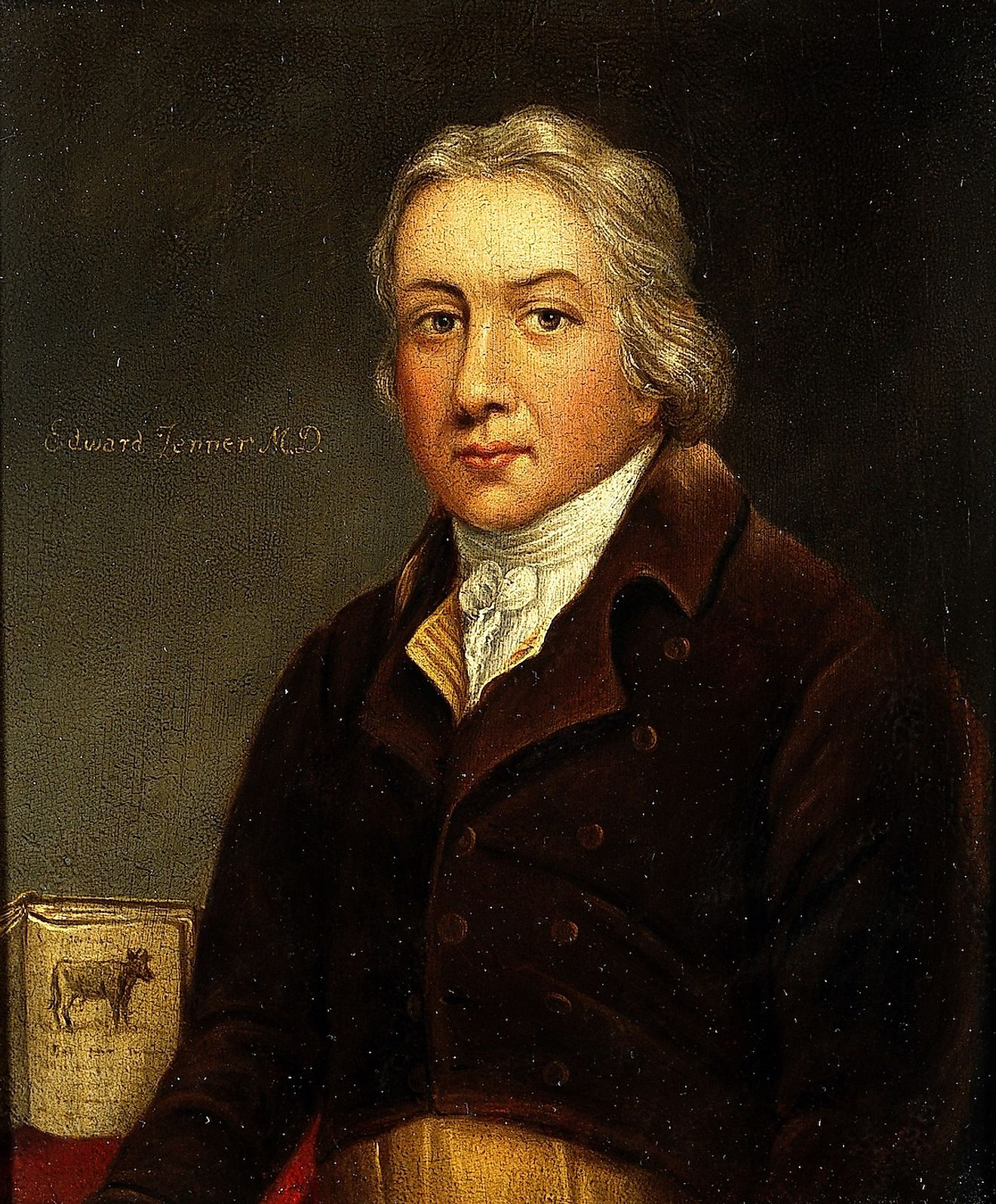 Edward Jenner, made important contributions in the development of the smallpox vaccine that helped save millions of lives.